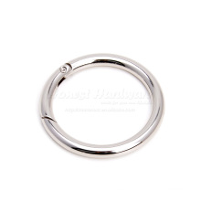 Large metal spring gate O ring