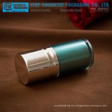 ZB-OV15 15ml color personalizable buena calidad cuidado LOCION 15ml botellas de bomba airless