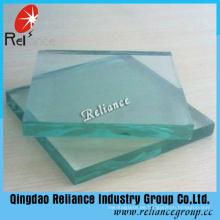 Ce & ISO Zertifikat 4mm Klar Float Glasplatte
