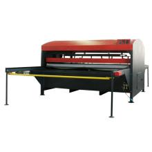 1.6x2.4cm Máquina pneumática de tamanho grande Sublimação Heat Press Machine