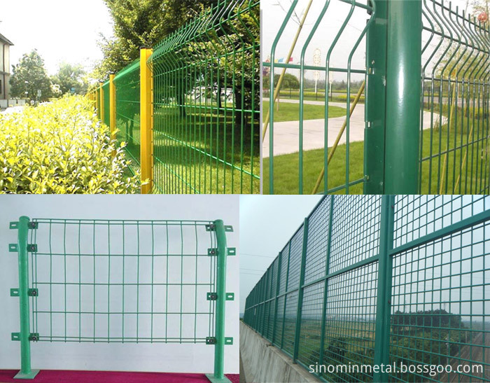 3D Fence Netting