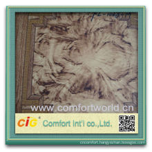 Fashion New Design Useful Household Decorative 0.8mm Frosted Pvc Floor