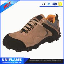 Sapatas de trabalho do tipo, sapatas de segurança de pouco peso Ufa095