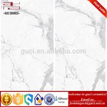 высокое качество продукции 1800x900mm застекленная тонкий мраморный керамические плитки стены