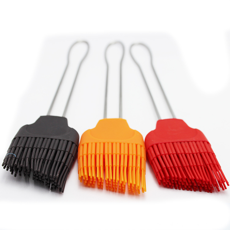 hot selling silicone brush for BBQ 2015 kitchen tools