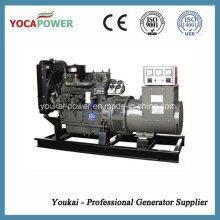 Weichai 40kw / 50kVA Open Type Diesel Genset