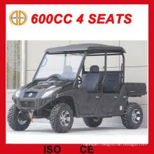 EEC 600cc UTV with 4 Seats 4X4