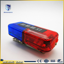 led battery operated controllable traffic shoulder lamp