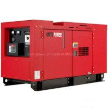 Generador diesel insonoro silencioso espera de Yuchai 50Hz 440kVA