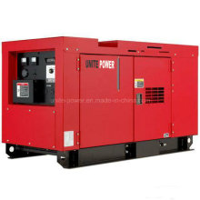 125kVA Soundproof Diesel Power Generation with Cummins Engine