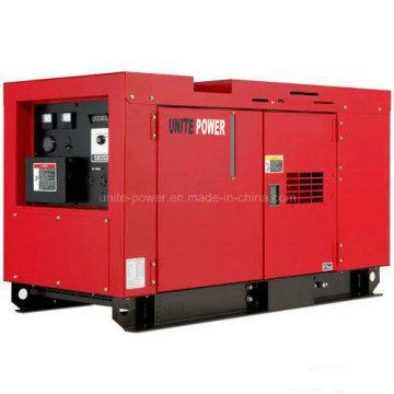 Unite Power 60kVA Soundproof Doosan Engine Power Generator Set