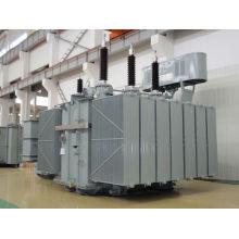Преобразователь напряжения OLTC 630 кВ на электронный трансформатор a