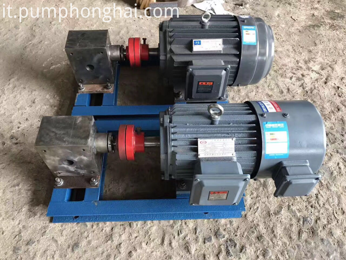 hot melt glue gear pump (5)