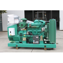 100kw/125kVA Open Type Diesel Generator by Yuchai Engine for Electricity