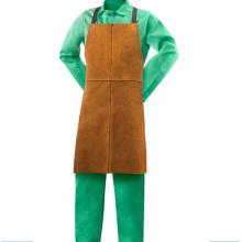 Tablier de soudure en cuir résistant à la chaleur résistant à la chaleur