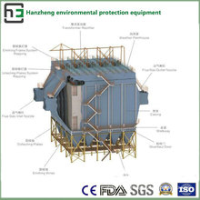 Wide Space of Lateral Electrostatic Collector-Industrial Equipment