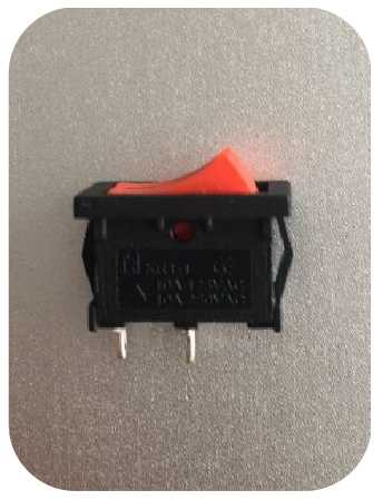 rocker switch KR1-1