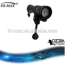 Sea Diving Ausrüstung Taschenlampe für Video 120 breite Strahl Tauchen bcd
