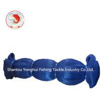 Nylon Monofilament Fishing Net with Dark Blue Color