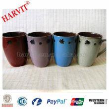 2014 New Design Ceramic Coffee Mug/Classical Ceramic Mug/Reactive Glaze Mug