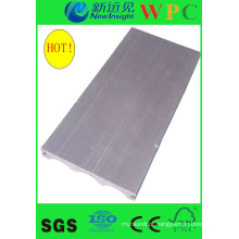 Vendas quentes! ! ! Decking composto popular de WPC com CE, GV, Fsc etc.