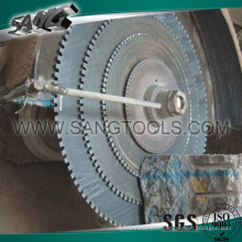 Multi Segmented Diamond Saw Blades for Cutting Marble and Granite