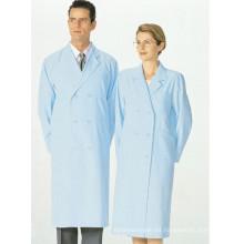 Telas médicas de la ropa del algodón del poliéster