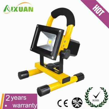 luz de trabajo led portátil recargable de bajo precio