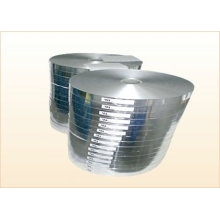 Bande d'aluminium pour bobinage de câble