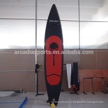 Оптовая серфинг Раздувное Раздувная доска sup весло доски для серфинга
