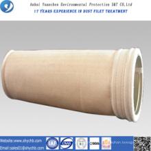 Bolsa de filtro no tejida de PPS del colector de polvo para la planta de asfalto