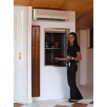 Machine Room 300kg Food Goods Kitchen Dumbwaiter Elevator