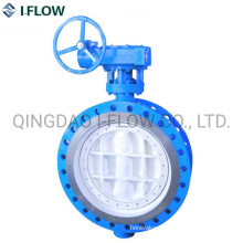 D343h Flange Type Triple Eccentric Multi-Level Hard Seal High Performance Butterfly Valve