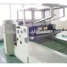 en aluminium, machine pour le papier d'aluminium de rebobinage