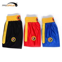 Pantalones cortos de MMA de boxeo sublimados a medida