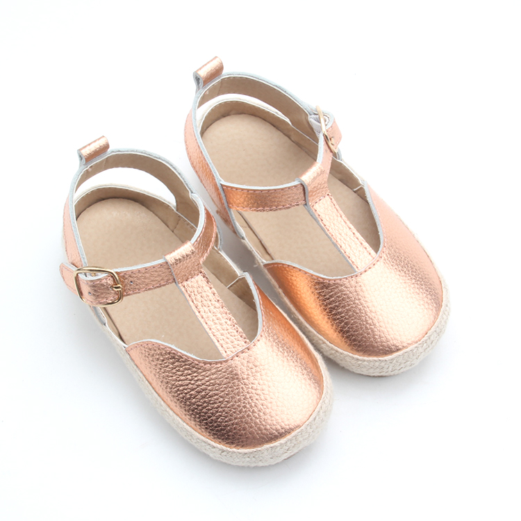 Hot Selling Baby Leather Shoes Girls Sandals