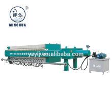 Prensa de filtro de cámara de 1000 membranas