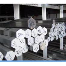 Barre hexagonale en aluminium de 2A12 T4