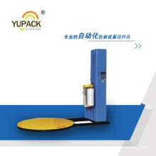 T1650f máquina automática de embalaje de estiramiento de paletas