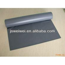 Chine Tissu de silicone résistant à la chaleur de différentes couleurs de VEIK / verre enduit de caoutchouc de silicone épaisseur 0.15mm-2.00mm maximum. 3,4 m de largeur