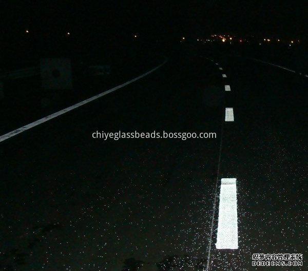Austrilian Standard Reflective Road Line