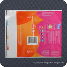 Baby Sanitary Pads Packaging Bag