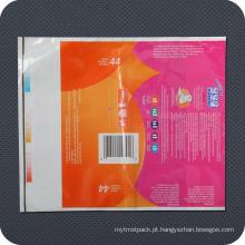 Saco de embalagem de absorventes higiênicos para bebês