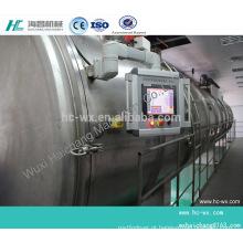China fornecedor secador de produtos químicos para aplicação em pó
