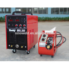 CE approved High quality inverter igbt CO2 mig machine MIG350