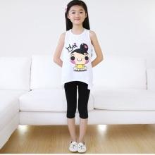 OEM 2015 Gute Qualität Breathable Plain Kid Leggings
