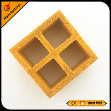 38*38mm mesh size and 38 mm thick FRP Molded Grating