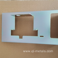 2.0mm SPCC Metal Parts with Electroplating