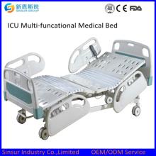 Hospital Electric Medical Multi-Function Nursing Bed