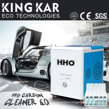 New Tech Engine Emissions Cleaning Equipment